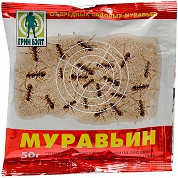Муравьин приманка для садовых муравьев (50 гр): купить в Москве и Санкт-Петербурге