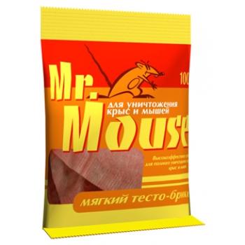 Мистер Маус приманка для грызунов (100 гр): купить в Москве и СПб