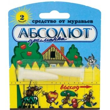 Приманка от муравьев Абсолют (10 гр): купить в Москве и Санкт-Петербурге