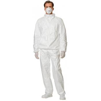 Пылезащитный костюм Тайвек (белый) купить в Москве, Екатеринбурге и СПБ