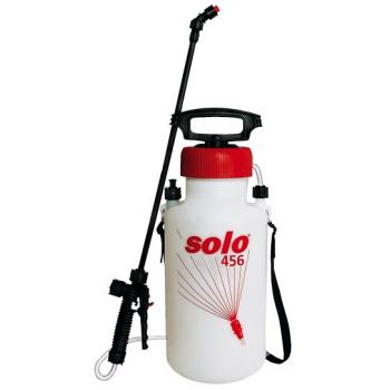 Ручной, компрессорный опрыскиватель Solo 456 (5 л) купить в Москве|Ростове|
