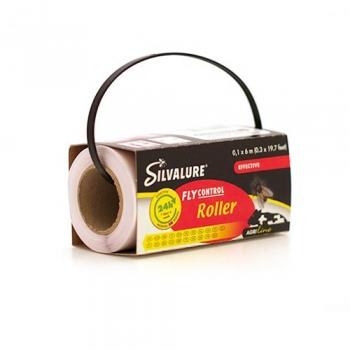 Silvalure Roller Super клеевой ролик от мух (6 м): купить в Москве и СПб