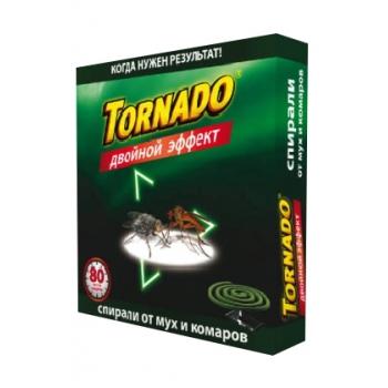 Торнадо спирали от комаров (10 штук / 120 гр): купить в Москве и Санкт-Петербурге