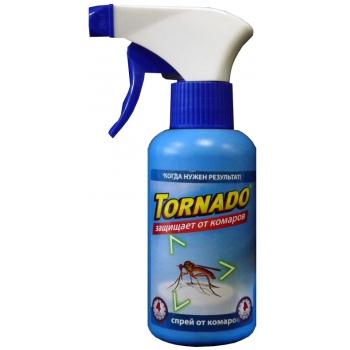 Спрей Торнадо от комаров (200 мл): купить в Москве и Санкт-Петербурге
