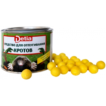 Средство для отпугивания кротов Detia (100 шт) купить|цена|отзывы|аналоги|