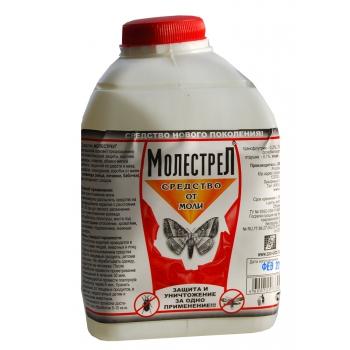 МолестреЛ средство для защиты от моли (1 л): купить в Москве и СПб