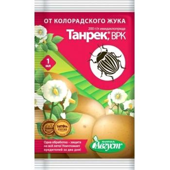 Средство от колорадского жука Танрек (1 мл) купить|отзывы|аналоги|