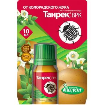 Танрек ВРК средство от колорадского (10 мл): купить в Москве и Санкт-Петербурге