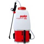 Аккумуляторный ранцевый опрыскиватель Solo 416 |20 л|купить|инструкция|