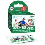 Велторепс репеллентные салфетки для взрослых (15 шт): купить в Москве и СПб
