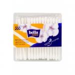 Белла Ватные палочки 200 шт. (квадрат)  купить