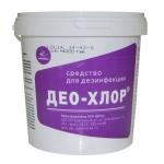 ДЕО-Хлор дезинфицирующие таблетки (300 шт по 3.4 гр): купить в Москве и СПб