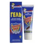 Домовой Прошка Тройной Удар гель от тараканов (50 мл): купить в Москве и СПб