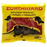 Euroguard зерновая приманка от крыс и мышей (200 гр): купить в Москве и СПб