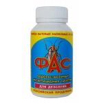 Фас таблетки от тараканов (100 гр): купить в Москве и Санкт-Петербурге