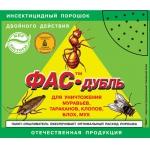 Фас дубль от тараканов и муравьев (125 гр): купить в Москве и СПб