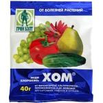 Фунгицид Хом (40 гр): купить в Москве и Санкт-Петербурге
