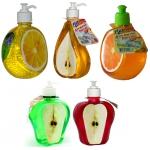 Гель для мытья посуды в виде фруктов Flat (500 мл) купить