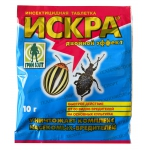 Инсектицид для с/х культур Искра (10 гр) купить|отзывы|аналоги|