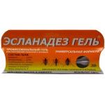 Эсланадез инсектицидный гель (30 гр): купить в Москве и СПб