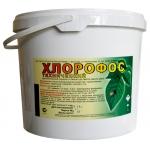 Хлорофос инсектицидное средство (5 кг): купить в Москве и Санкт-Петербурге