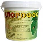 Инсектицидный порошок Хлорофос (800 гр)|купить|отзывы|аналоги|цена|москва|