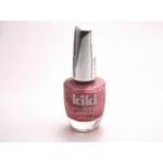 КИКИ Лак для ногтей SILVER с протеином 155 холодно-розовый купить