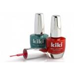КИКИ Лак для ногтей SILVER с протеином 157 фуксия купить