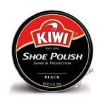 КИВИ Крем для обуви в банке черный купить