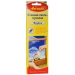 Аэроксон клеевая лента для мух (4 шт): купить в Москве и СПб