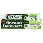 Лесной бальзам Зубная ПАСТА Алое и белый чай 75мл  купить