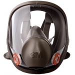 Полнолицевая маска защитная 3М 6000: купить в Москве, Екатеринбурге, СПб