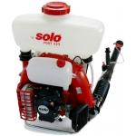 Solo Port 423 моторный, ранцевый опрыскиватель (12 л): купить в Москве и СПб