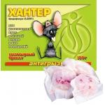 Антигрызун Хантер пищевая приманка для грызунов (100 гр): купить в Москве и СПб
