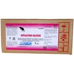 Крысин-Блок пищевая приманка для грызунов (5 кг): купить в Москве и Санкт-Петербурге