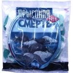 Пищевая приманка от крыс Крысиная смерть № 1 (100 гр) купить