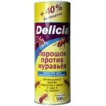 Delicia порошок от муравьев (500 гр): купить в Москве и Санкт-Петербурге