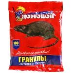 Домовой Прошка приманка для крыс, гранулы (100 гр): купить в Москве и СПб
