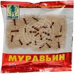 Приманка для садовых муравьев Муравьин (50 гр) купить|отзывы|аналоги|