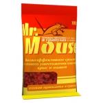 Мистер Маус гранулированная приманка для грызунов (100 гр): купить в Москве и СПб