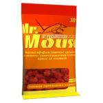 Мистер Маус гранулированная приманка для грызунов (30 гр): купить в Москве и СПб