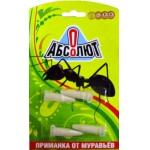 Абсолют приманка от муравьев (20 гр): купить в Москве и СПб