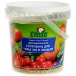 Удобрение для томатов Etisso Tomaten Vital-Dunger (1 кг): купить в Москве и СПб