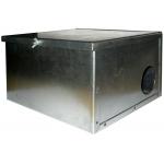 Ящик защитный оцинковка с винтом купить