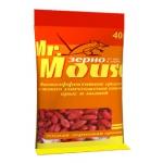 Зерновая приманка для грызунов Мистер Маус (40 гр)