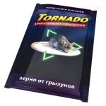 Торнадо зерновая приманка от грызунов (50 гр): купить в Москве и Санкт-Петербурге