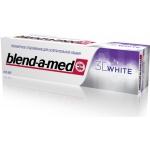 Зубная паста Бленд-а-мед 50мл 3Д Вайт купить