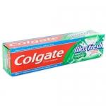Зубная паста Колгейт Макс фреш Нежная мята 100мл. (зеленая)  купить