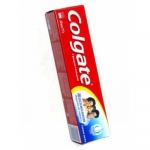 Зубная паста Колгейт Максимальная защита от кариеса Свежая. мята 50 мл.(синяя) купить