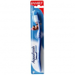 Зубная щетка Аквафреш Фэмили (средняя) купить